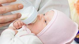 Бутылочки для кормления новорожденного