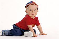 Развитие ребенка 7- 9 месяцев