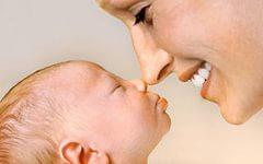 Развитие ребенка начало жизни