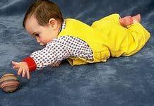 Развивающие игры для детей от 9 месяцев до года