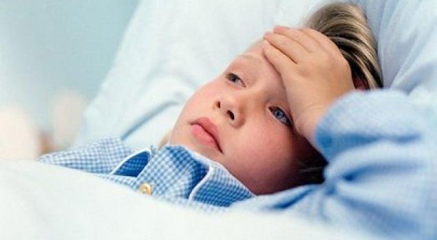 Что может вызывать головные боли у ребенка?