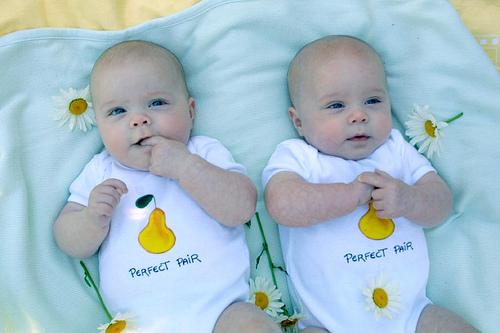 Беременность двойней признаки