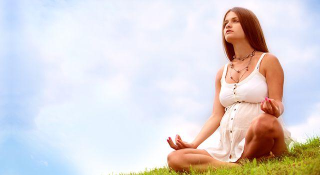 Медитация во время беременности