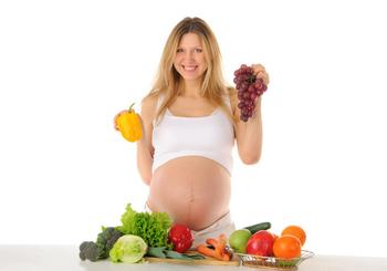 Рекомендации по питанию беременной