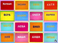 Список имен для ваших детей и их основное значение