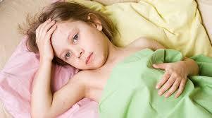 Как лечить корь у ребенка?