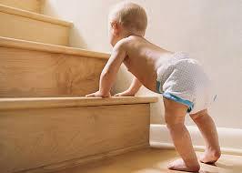Как научить малыша ходить?