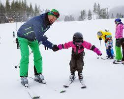 Секция лыжи для детей