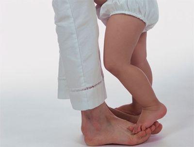 Кривые ножки у ребенка