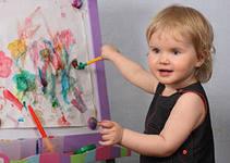 Любимый цвет и характер вашего ребёнка