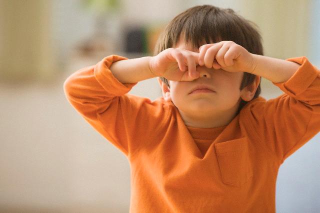 Как лечить ячмень на глазу у детей?