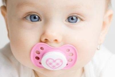 Как отучить ребёнка от пустышки