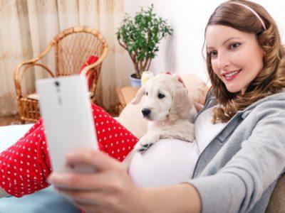 Будущая мама: очень нужные мобильные приложения