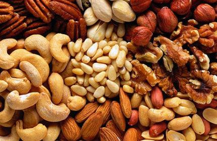 Орехи: формируем нервную систему малыша